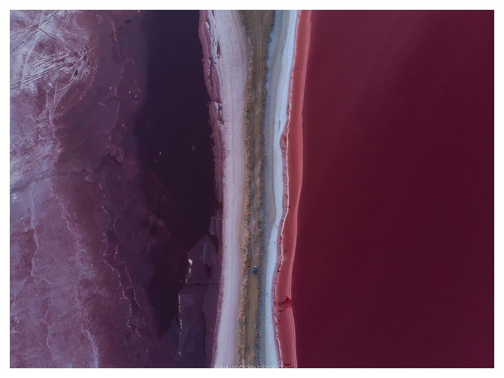 Невероятные красоты озера Масазыр - ФОТО