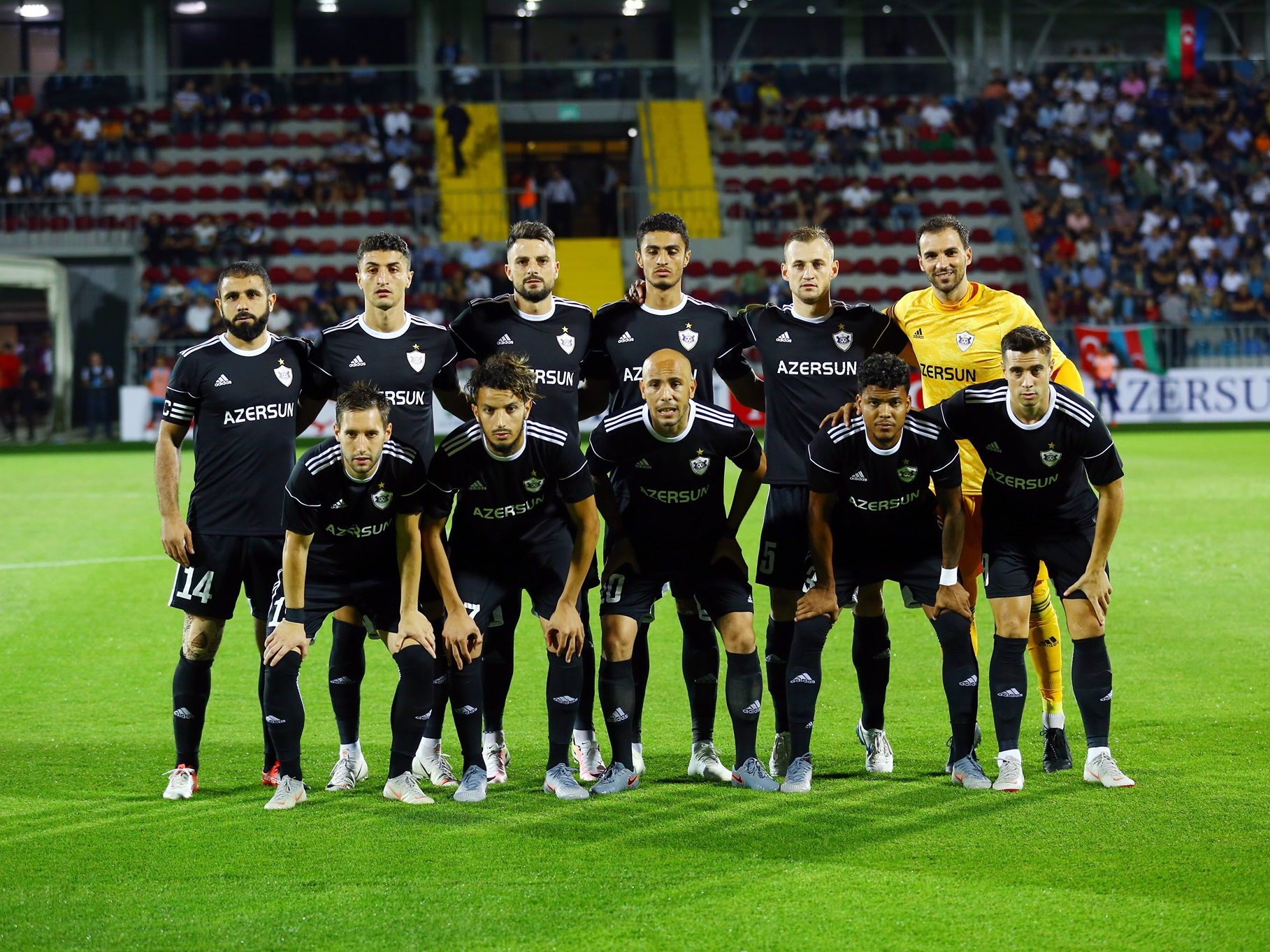 В составе «Карабаха» 7 зараженных
