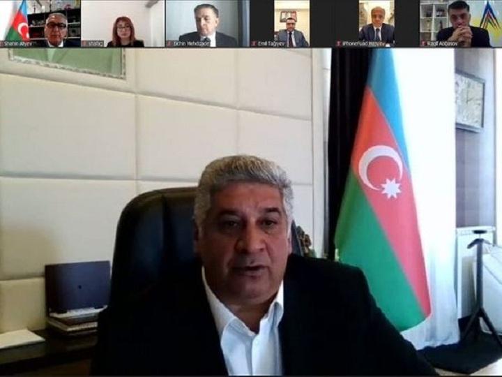"""Azad Rəhimov: """"İdmançılarımızla bağlı xəbərlər məni çox narahat edir"""""""