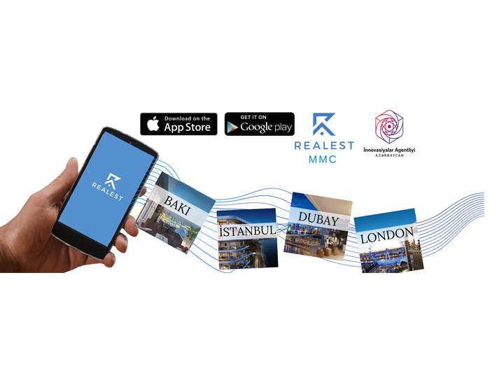 REALEST запускает первое и единственное в Азербайджане приложение по мировому рынку недвижимости – ФОТО - ВИДЕО