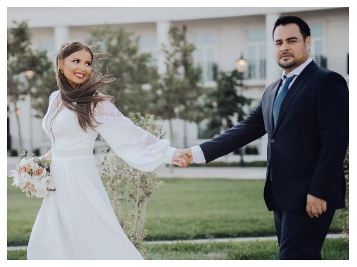 Певица Севда Яхъяева вышла замуж - ФОТО