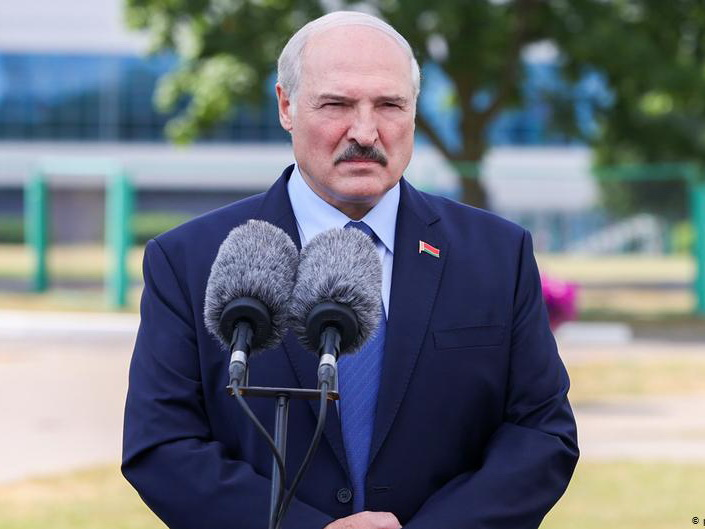 ЦИК Беларуси огласил итоги: Лукашенко назван победителем – ФОТО