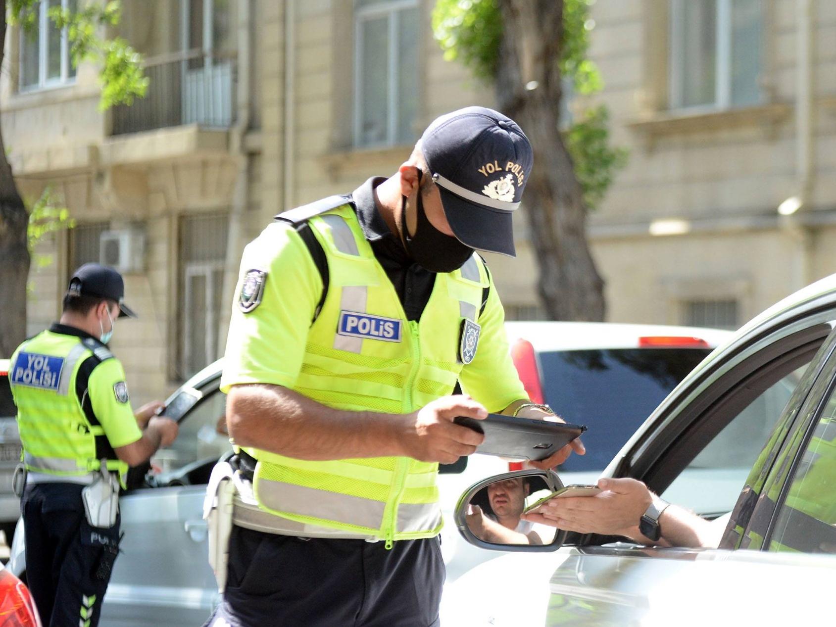 В Азербайджане в I полугодии штрафы за нарушение ПДД превысили 52 млн манатов