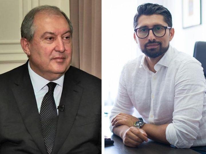 Ermənistan prezidenti Armen Sarkisyana açıq məktub