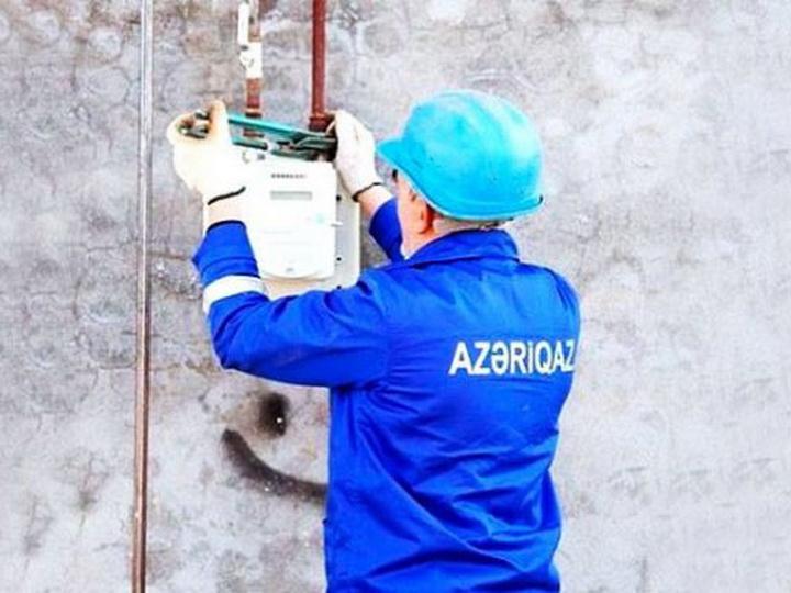 Число новых абонентов «Азеригаз» превысило полмиллиона