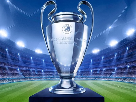 Çempionlar Liqasında 1/4 final mərhələsi başlayır