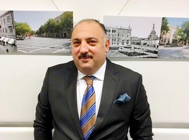 Бахрам Багирзаде вернулся к писательской деятельности – ФОТО