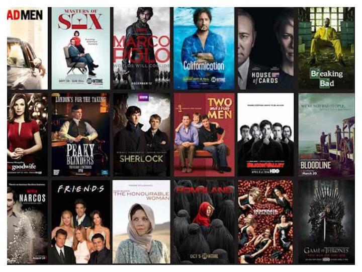 На азербайджанском ТВ возобновляется показ зарубежных сериалов