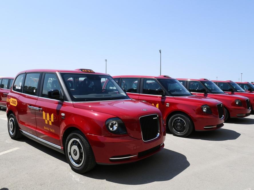 Экологичность и безопасность: О преимуществах новых «Лондонских такси» на улицах Баку – ФОТО - ВИДЕО