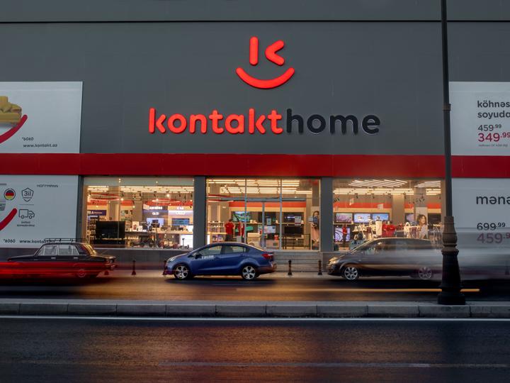 Kontakt Home-un Xalqlar və Bakıxanov mağazaları tam yeni formatda – AÇILIŞA ÖZƏL 50%-DƏK ENDİRİM – FOTO
