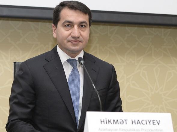 Хикмет Гаджиев: Было бы очень хорошо проводить свадьбы