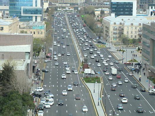 «Скорость и удобство движения»: Одну из главных улиц Баку пересекут две новые дороги – ПОДРОБНОСТИ – ВИДЕО
