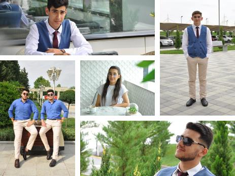 600+ баллов: успех одного класса в Кюрдамире. Кто они – одаренные выпускники 11 «в»? – ФОТО