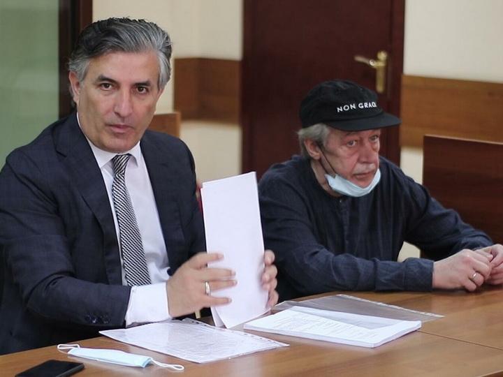 Эльман Пашаев заявил, что Михаила Ефремова подставил один из друзей – ФОТО