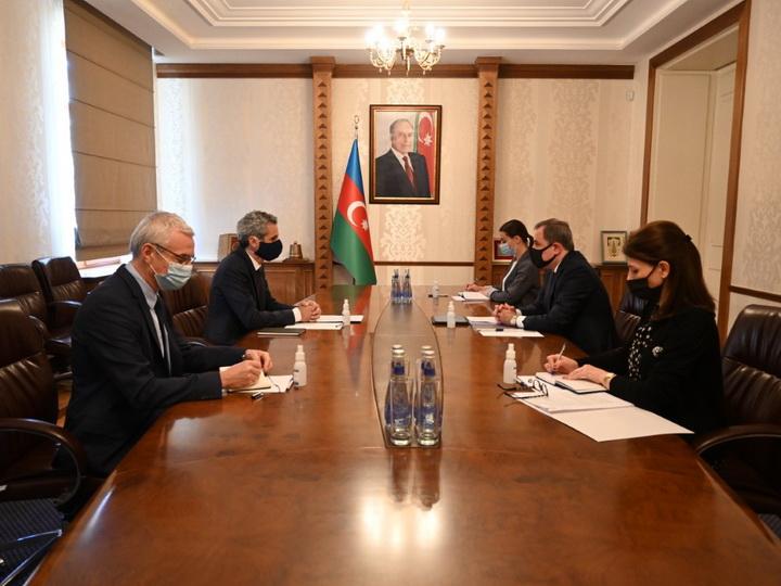 Джейхун Байрамов: «Процесс переговоров по урегулированию конфликта зашел в тупик из-за провокационного поведения армянской стороны»
