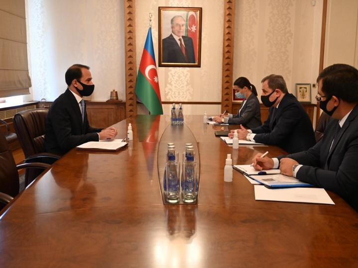 Посол: «Швеция поддерживает территориальную целостность Азербайджана» - ФОТО