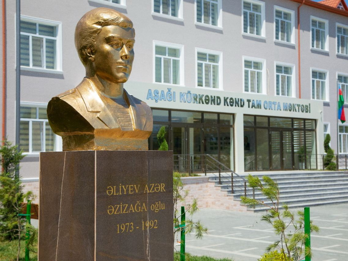 При поддержке Фонда Гейдара Алиева в эксплуатацию сдаются 62 образовательных учреждения - ФОТО