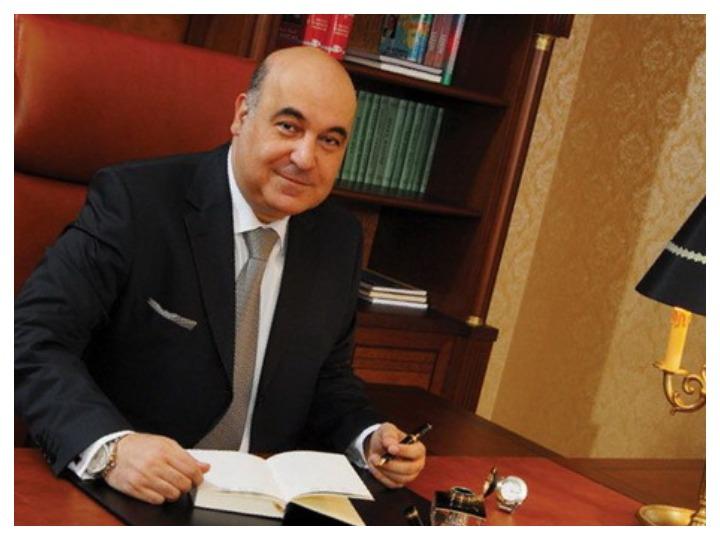 Чингиз Абдуллаев: «Уважающие себя люди всегда и везде могут поставить все на свои места» - ФОТО