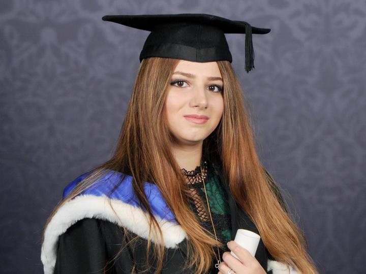 Нармина Джафарова об учебе в Англии: «Я бы хотела, чтобы никто не нуждался в повышении квалификации на чужбине» - ФОТО