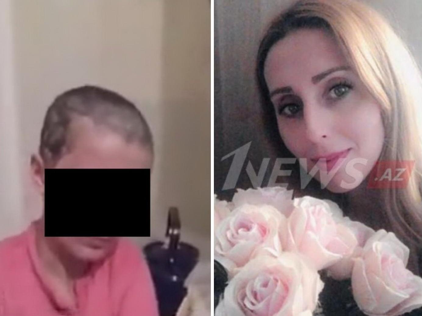 Снято в Азербайджане: Унижения на камеру, обритая голова, побои - сама виновата? - ФОТО - ВИДЕО