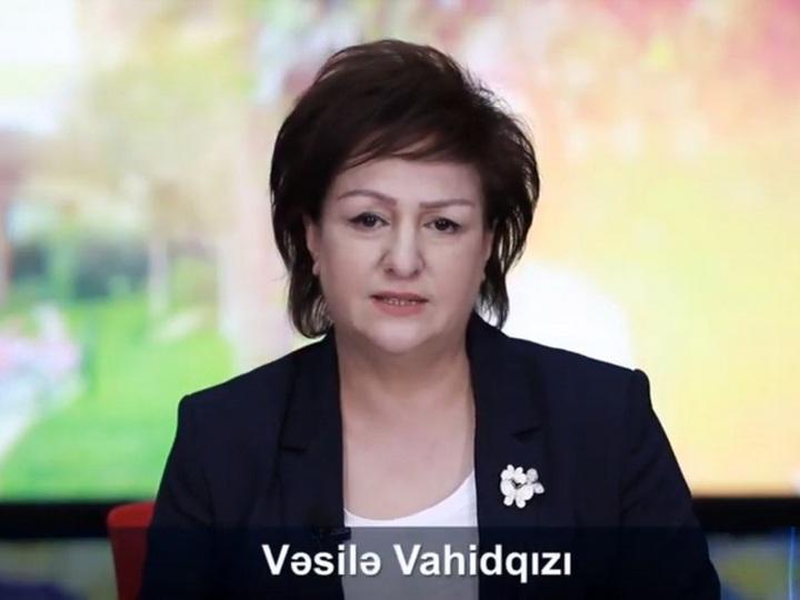 """""""Qarabağdan danışaq"""" TV layihəsinə start verilib - VİDEO"""