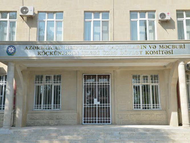 В Баку разрушается известный на весь СССР санаторий, беженцев переселили в палатки