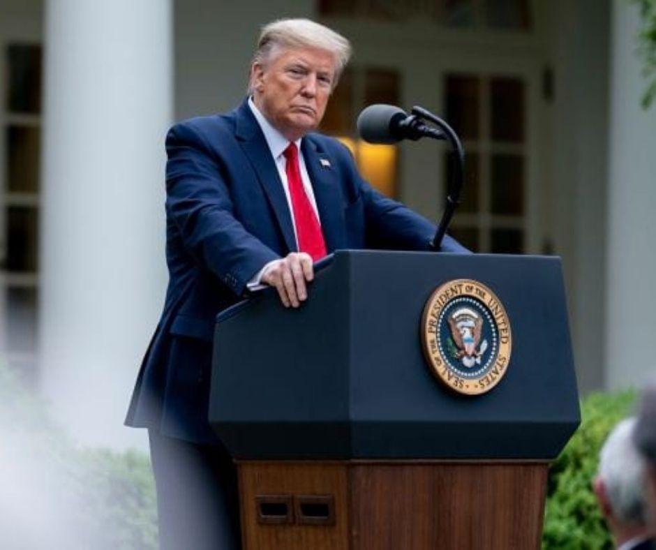 Трамп пожаловался, что растерял всех друзей после избрания президентом – ВИДЕО
