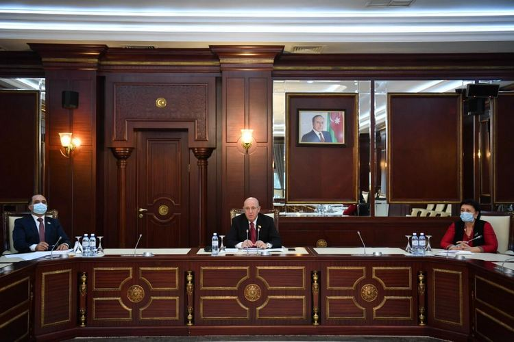 Milli Məclisin Səhiyyə komitəsi payız sessiyasında ilk iclasını keçirdi
