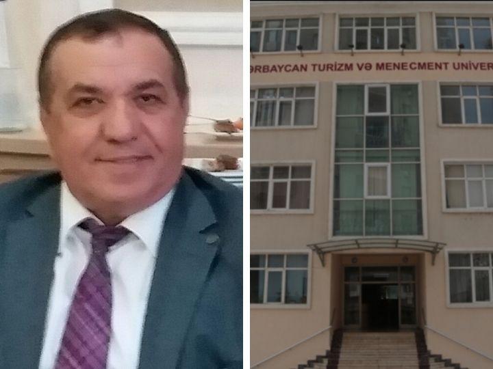 Новруз Гулиев - 1news.az: «Меня хотят уволить с работы из-за интервью вашему сайту»