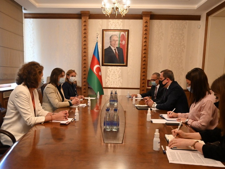 Джейхун Байрамов: «Армянская сторона отказалась менять пленных по принципу «всех на всех» - ФОТО