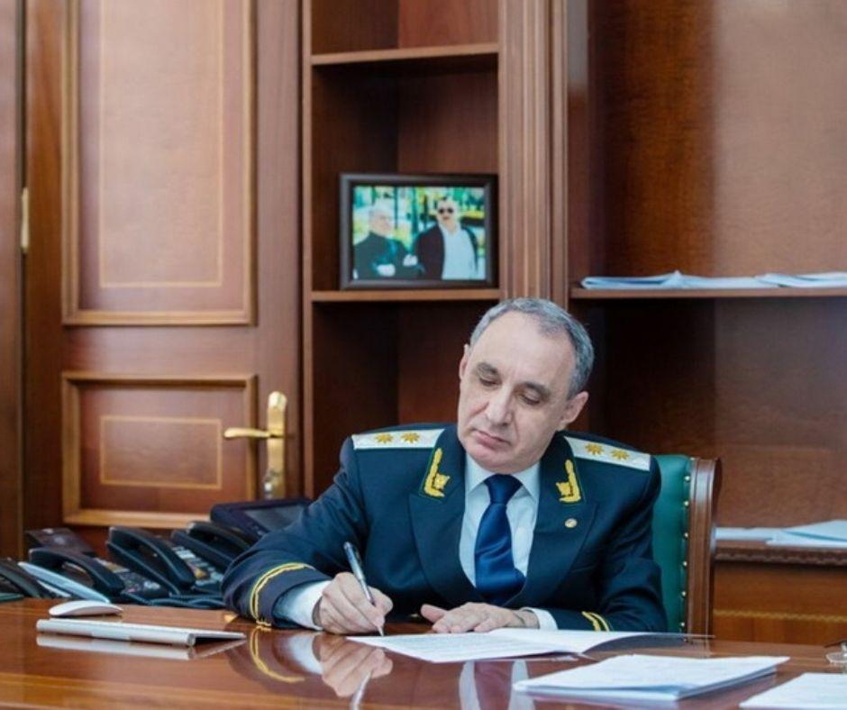 Назначен новый помощник генерального прокурора Азербайджана