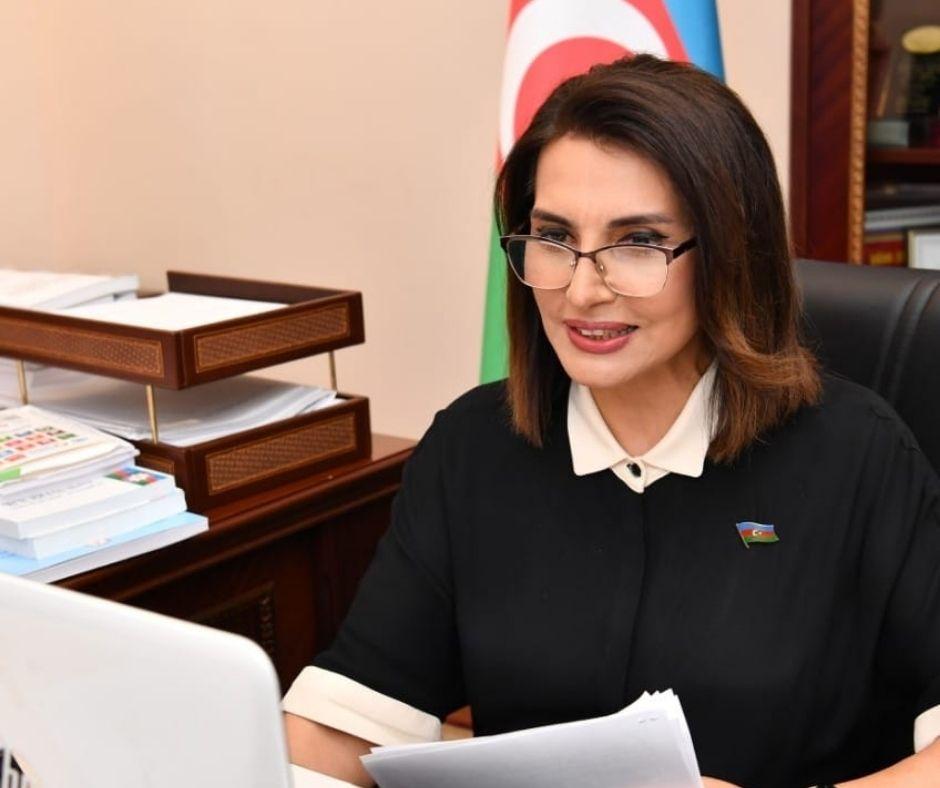 Депутат Жаля Алиева обратилась к СМИ