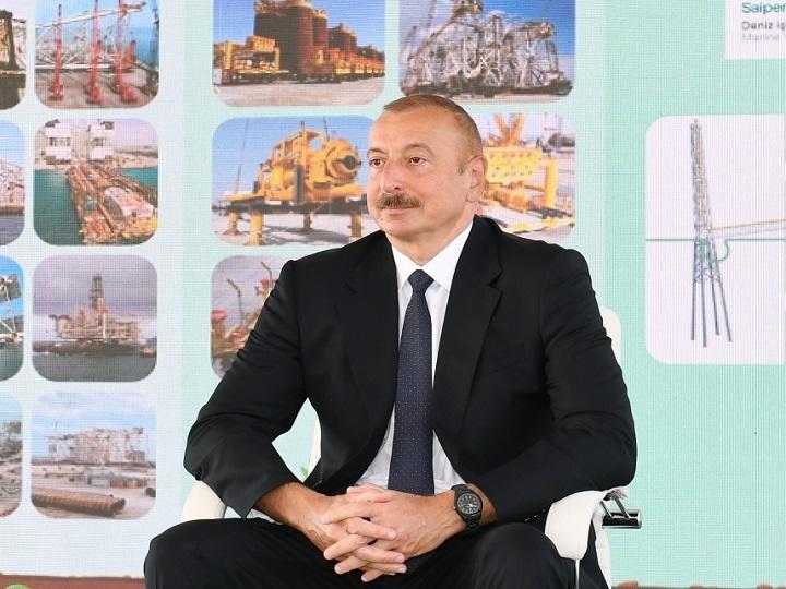 Prezident: Sovet İttifaqının son illərində Azərbaycana qarşı böyük ədalətsizliklər edildi