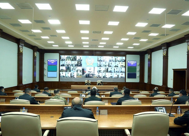 Министр обороны: «Азербайджанская Армия полностью готова к пресечению любых провокаций противника и к решительным ответным действиям»