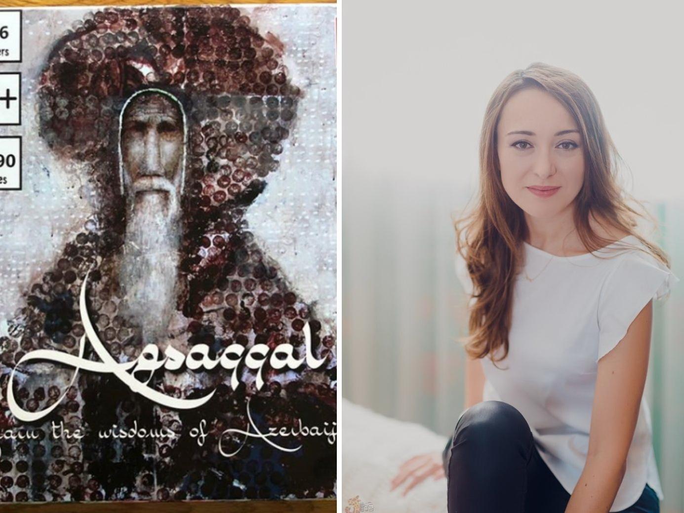 Живущая в Париже азербайджанка создала настольную игру об истории и традициях своей Родины - ФОТО