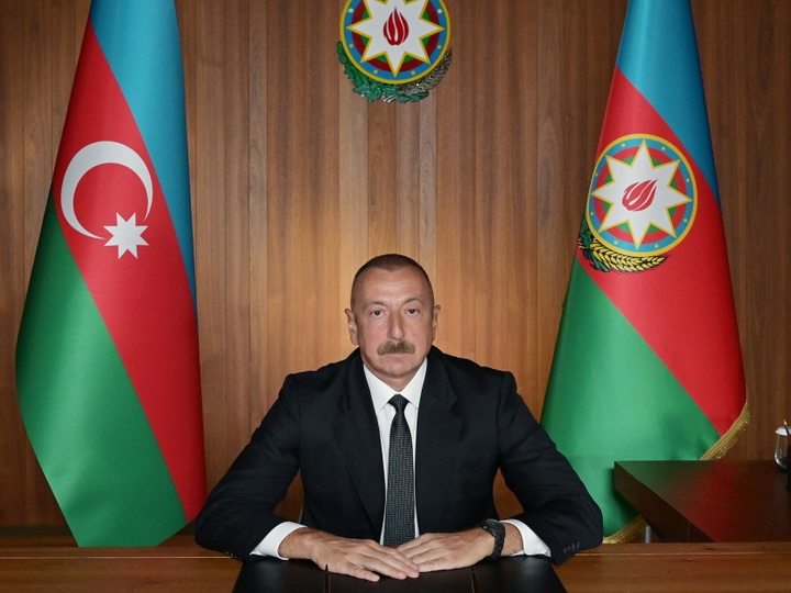 Президент Ильхам Алиев: Сегодня мир больше, чем когда-либо, нуждается в уважении международного права