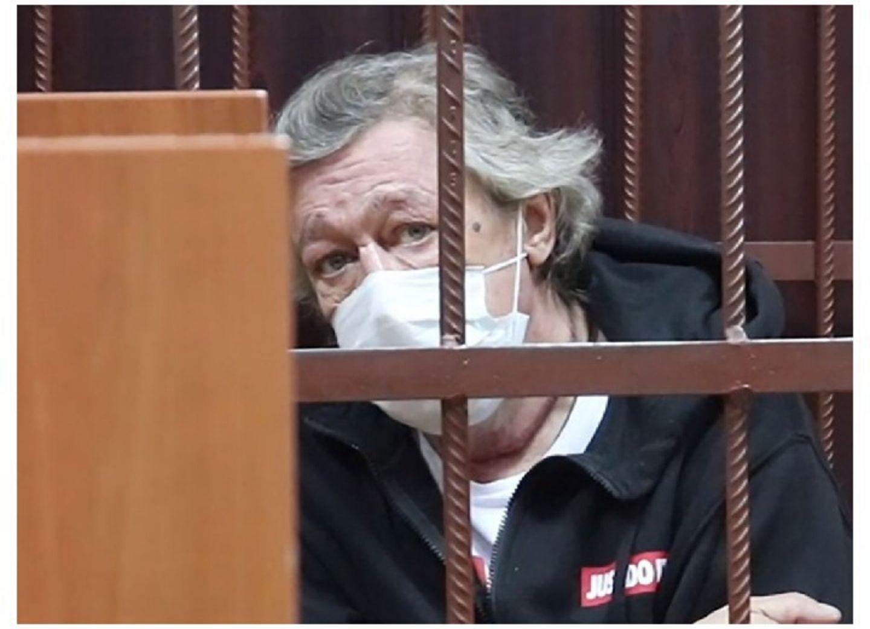 Прокуратура отказалась обжаловать восьмилетний срок Михаила Ефремова