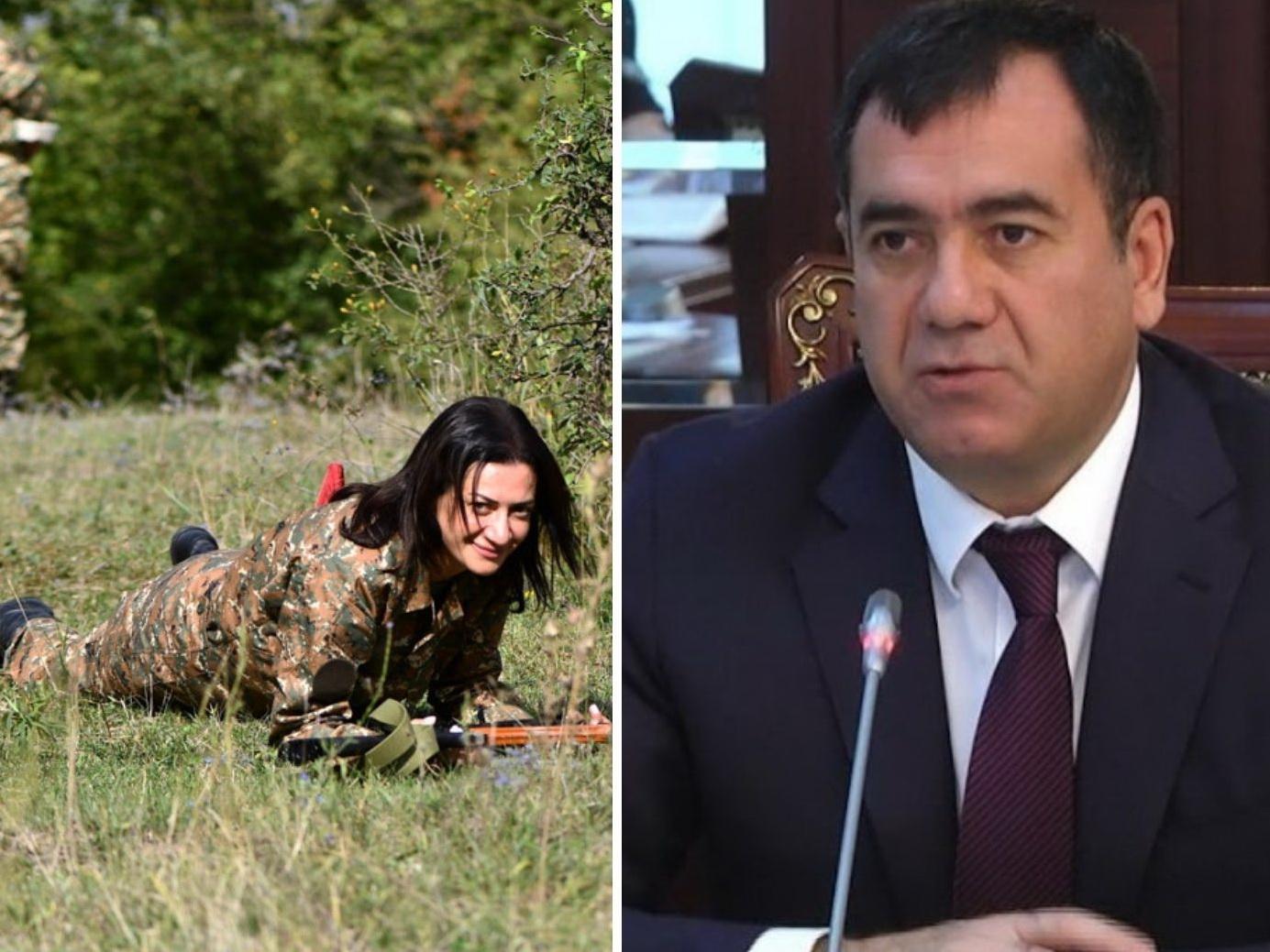 Гудрат Гасангулиев: Наши солдаты с нетерпением ждут, когда возьмут в плен жену Пашиняна