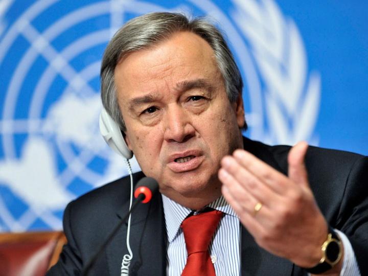 Гутерриш призывает до конца года добиться глобального прекращения огня