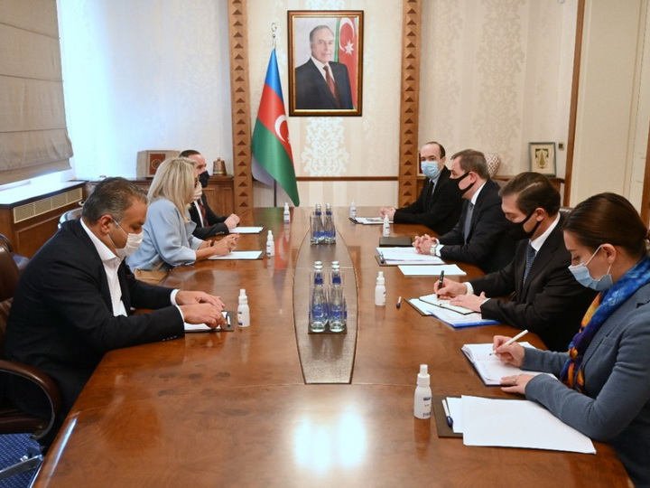 Джейхун Байрамов: «Провокационная деятельность Армении подорвала урегулирование конфликта путем переговоров» - ФОТО