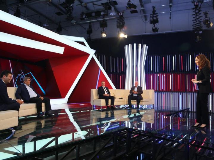 На телеканале AzTV обсудили распространение Арменией провокационной информации – ФОТО – ВИДЕО