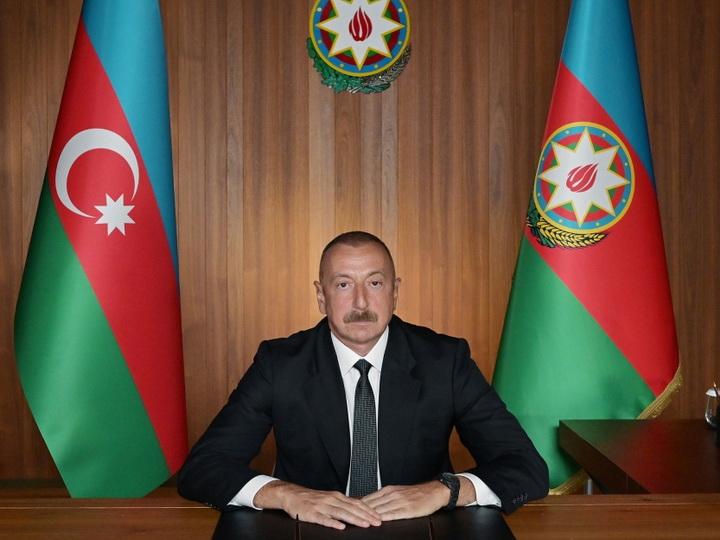 Президент Ильхам Алиев: Премьер-министр Армении целенаправленно нарушает формат и суть переговоров