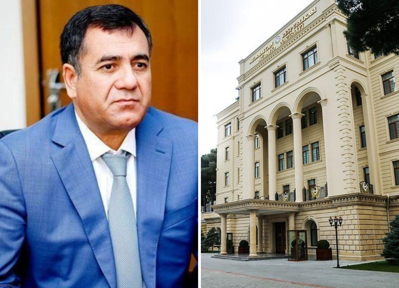 Минобороны Азербайджана ответило депутату, призывавшему взять в плен жену Пашиняна