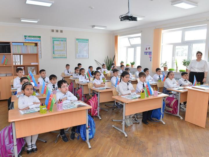 Минобразования: «Сегодня в Азербайджане у 7 учащихся выявлен коронавирус, а у 59 высокая температура»