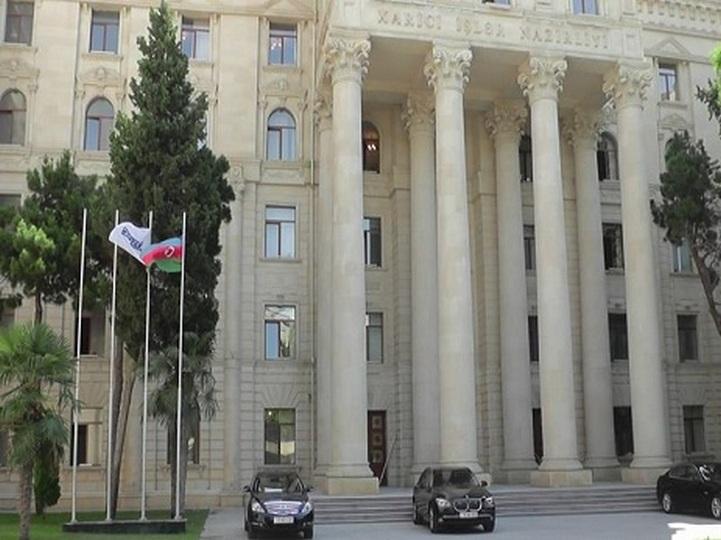 Azərbaycan XİN Ermənistanın yeni hücuma hazırlaşması ilə bağlı beynəlxalq qurumlara çağırış etdi - SİYAHI