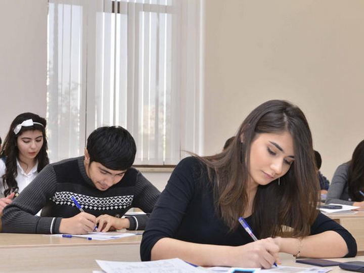 ГЭЦ: «Показатели выпускных экзаменов в Азербайджане в этом году выше прошлогодних»