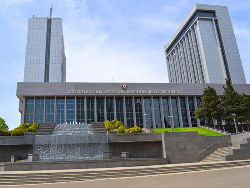 Milli Məclisin payız sessiyasının ilk plenar iclasının gündəliyi məlum oldu