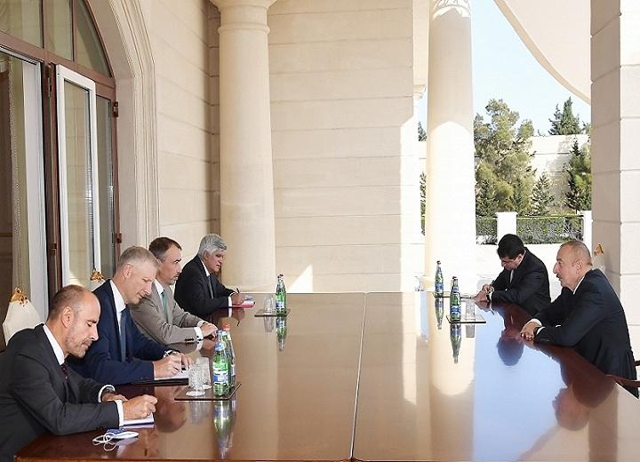 Azərbaycan Prezidenti: Ermənistan müharibəyə hazırlaşır
