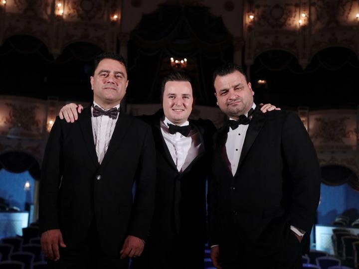 К 135-летию Узеира Гаджибейли три азербайджанских тенора исполнили романс «Sevgili canan» – ФОТО – ВИДЕО