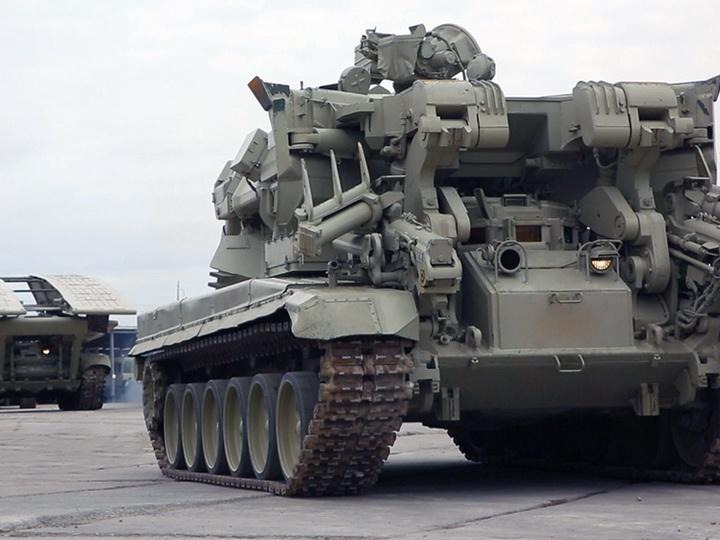 С инженерно-саперными подразделениями проводятся занятия по тактико-специальной и боевой подготовке – ФОТО – ВИДЕО
